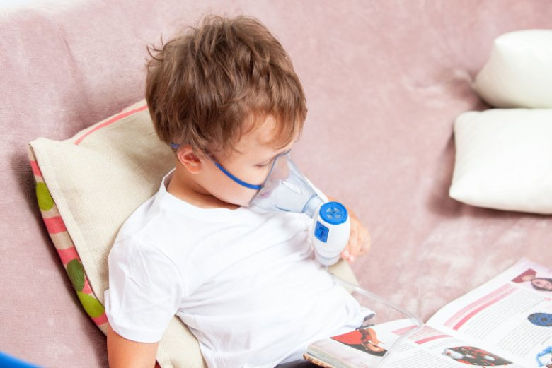 Zapalenie krtani u dzieci