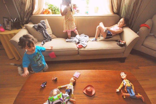 Nasze dzieci to lenie i żeby wygrać wojnę z ich potwornymi nawykami nie możemy poddawać się już na starcie!