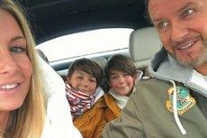 Małgorzata Rozenek i Radosław Majdan wychowują dwójkę synów z pierwszego małżeństwa celebrytki