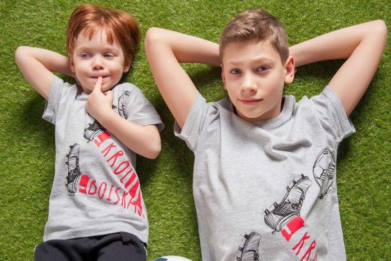 Z okazji zbliżającego się mundialu marka odzieżowa Endo przygotowała specjalną kolekcję ubrań dla małych fanów futbolu i nie tylko