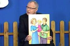 Ksiądz biskup Antoni Długosz opowiadał dzieciakom o tym, czego powinne uczyć dorosłych