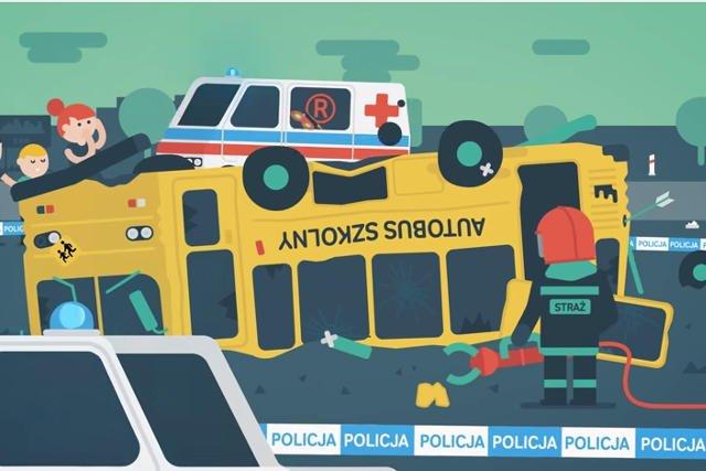 Zbyt dużo niesprawnych autobusów wozi dzieci. MSW apeluje do rodziców o czujność i kontrole