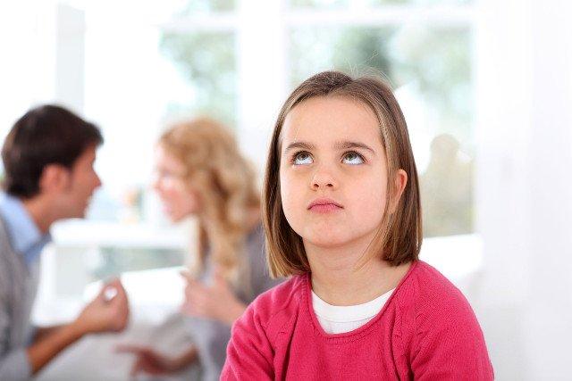 Moim marzeniem jest, by rodzice przestali się kłócić.