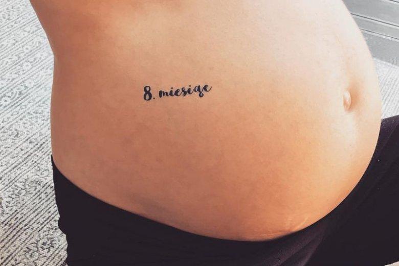 Tatuaże Na Brzuchu Nowy Trend Wśród Przyszłych Mam Mamadupl