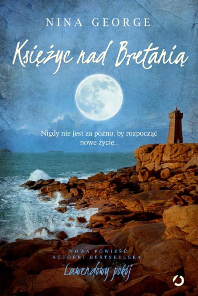 Księżyc nad Bretanią. Nina George