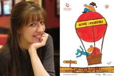 Brytyjska autorka Sylvia Bishop całe dzieciństwo spędziła na czytaniu książek. 19 i 20 lipca spotka się z małymi czytelnikami w Gdyni i Spocie w ramach Międzypokoleniowego Festiwalu Literatury Dziecięcej - Ojce i dziatki.