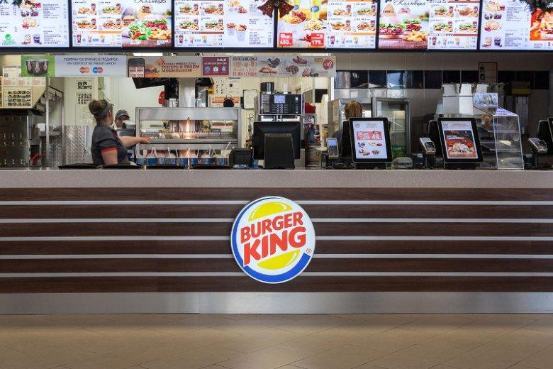 Wpadka Burger Kinga na Mundial 2018.