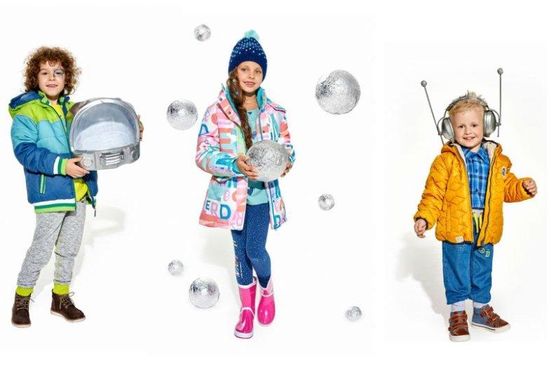 Kolekcja dla chłopców i dziewczynek podzielona jest na 2 kategorie wiekowe (2-7 oraz 8-12)