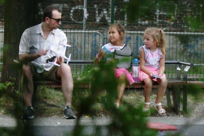W Poznaniu grasuje porywacz dzieci. Naucz dziecko tej sztuczki - uratuje mu życie