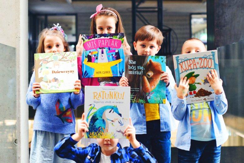 Picturebooki to książki obrazkowe, które stawiają na równi tekst i ilustracje