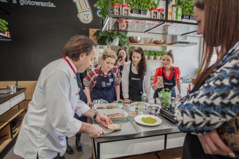 Kenwood stworzył roboty z myślą o mistrzach w kuchni, jak i amatorach.