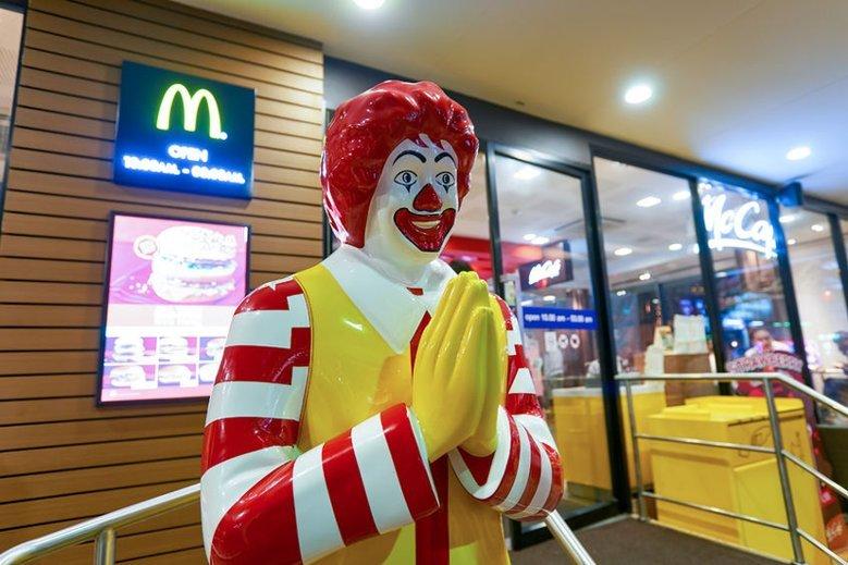 Ministerstwo Zdrowia chce zakazać wycieczek szkolnych do restauracji McDonald's