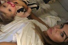 Natalia Siwiec wierzy, że plaster rehabilitacyjny pomaga dziecku zwalczyć katar