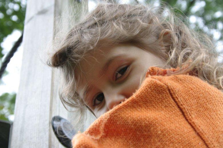 Jak reagować, gdy dziecko pyskuje?