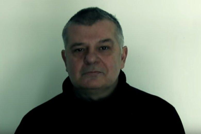 Krzysztof Globisz nie poddaje się i walczy o pełnię zdrowia.