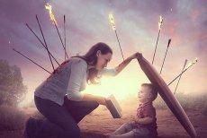 Mama bohaterka czy mama męczennica? To zdjęcie podzieliło internautów