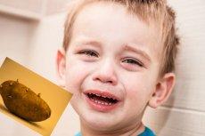 Ziemniak lekarstwem na dziecięcą złość.