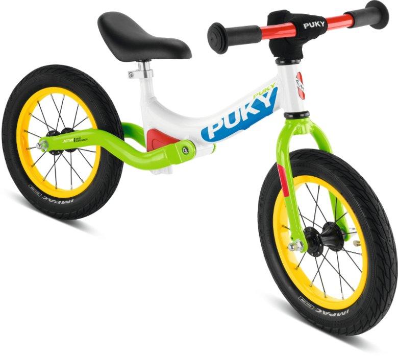 Wybierając rowerek dla dziecka, zwracajmy baczną uwagę na rozmiar, regulację siodełka i kierownicy oraz ustawienie ramy