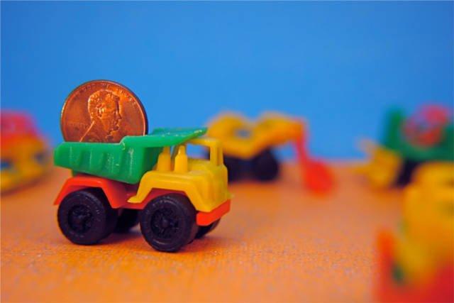 Niektóre zabawki kosztują fortunę