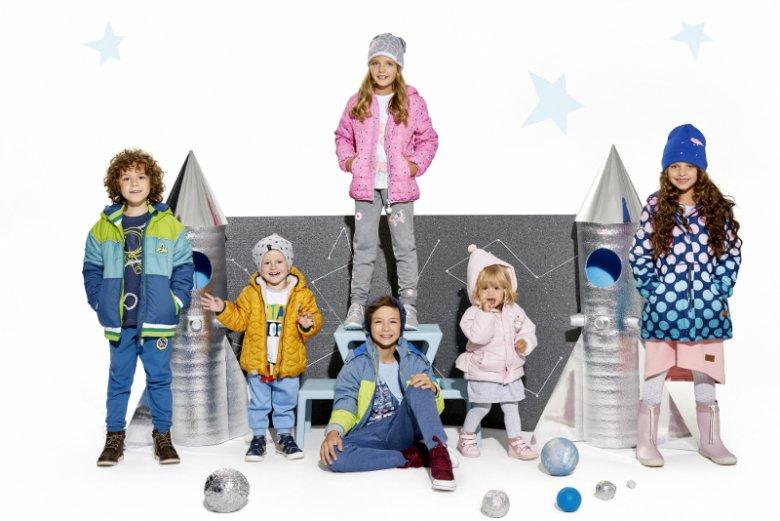 Sieć odzieżowa 5.10.15. przygotowała dla dzieci jesienno-zimową kolekcję inspirowaną światem nauki oraz robotów