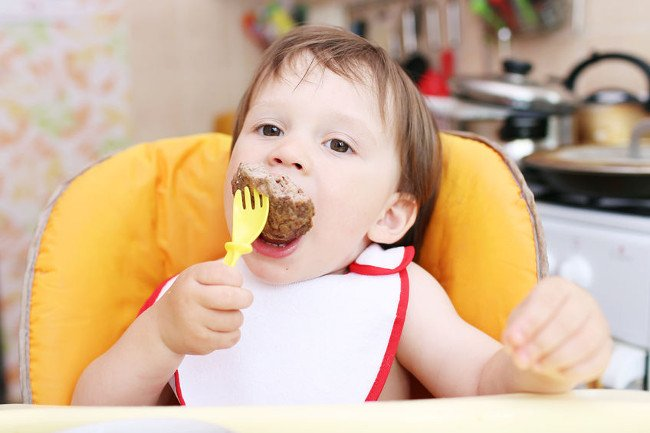 Jak przyrządzić dla dziecka mięso wołowe?