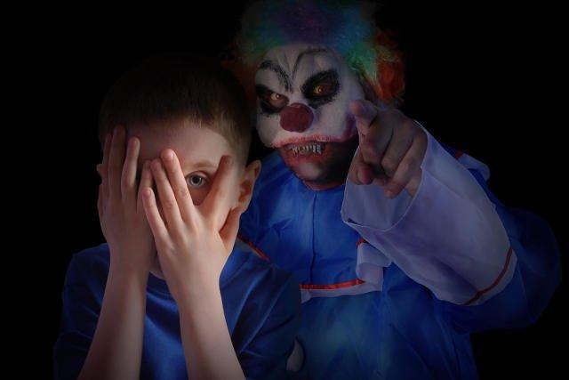 Prezentujemy siedem postaci z bajek, które wywoływały strach