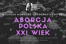Federa zorganizowała konkurs fotograficzny na temat aborcji