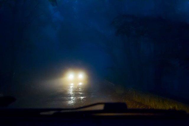 Bez odblasków dzieci są niewidoczne na drodze