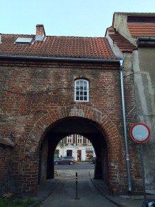 Dom Zaraz w Oliwie