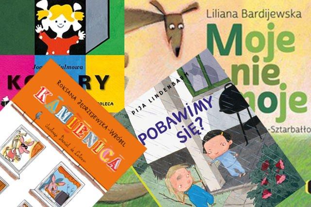 Nowości wydawnicze dla dzieci - Jesień 2014