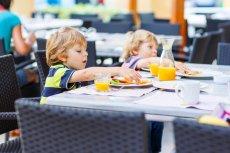 Nie ma takiej restauracji, do której nie możesz iść z dzieckiem.