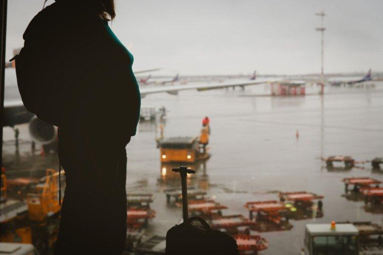 Czy w ciąży można latać samolotem?