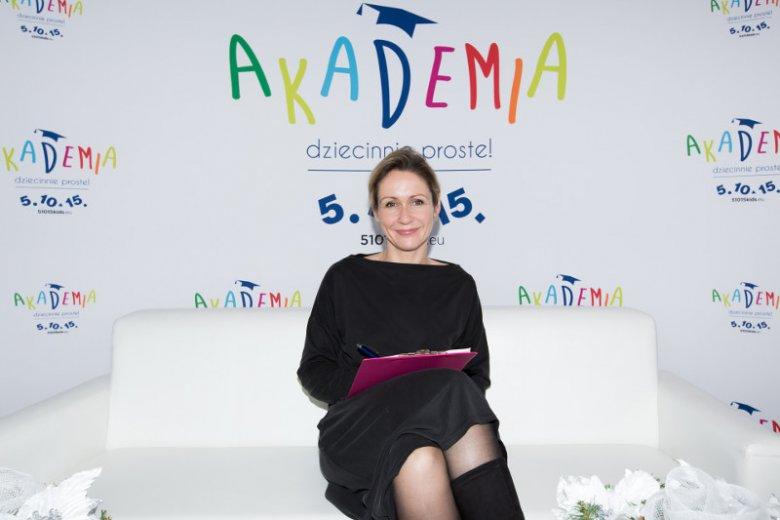 Psycholog dziecięcy Małgorzata Ohme jest ekspertką Akademii 5.10.15., akcji mającej wspierać rodziców w wyzwaniach związanych z wychowywaniem dzieci