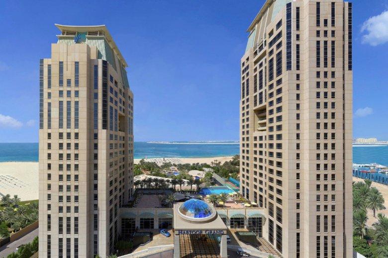 Hotel Habtoor Grand Resort Autograph Collection znajduje się w pobliżu parku wodnego Wild Wadi