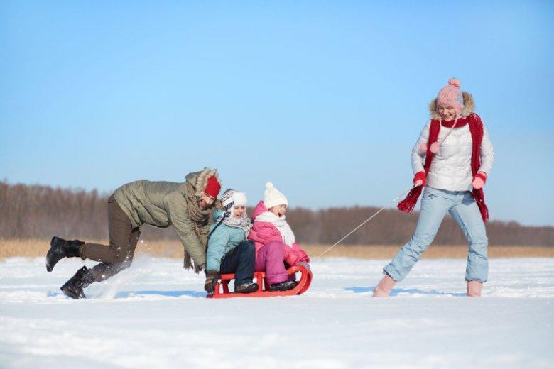Pomysły na ferie zimowe z dzieckiem.