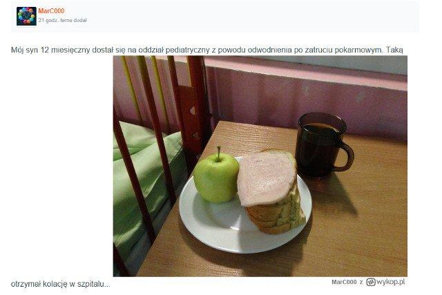 Fot. Screen z Wykop / [url=http://www.wykop.pl/link/2830573/szpitalne-jedzenie-dla-12-miesiecznego-dziecka/]MarC000[/url]