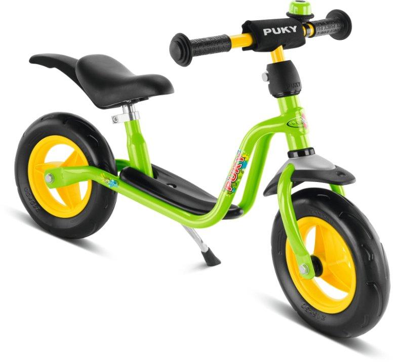 Rowerki dla dzieci produkuje m.in. PUKY. Producent oferuje na nie 5-letnią przypisaną do pojazdu gwarancję