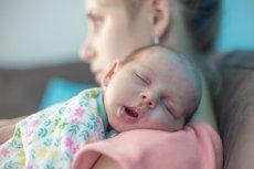 Depresja poporodowa może dotyczyć nawet 25 proc. matek
