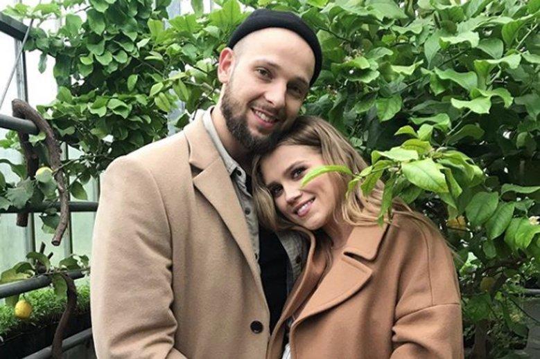 Agnieszka Kaczorowska i Maciej Pela wzięli ślub we wrześniu 2018 roku, teraz przywitali na świecie swoje pierwsze dziecko