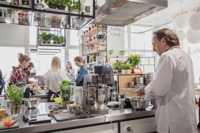 Zawód kucharza to nie tylko profesja, ale przede wszystkim pasja.
