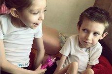 Bartek i Weronika cierpią na rdzeniowy zanik mięśni