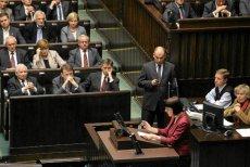 Sejm, dyskusja o prawie do aborcji.
