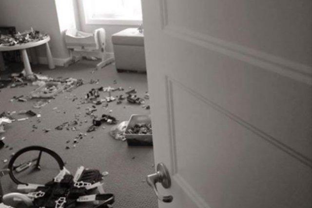 Mama miała dość sprzątania po dzieciach. 7 słów jej męża, były jak wybawienie.