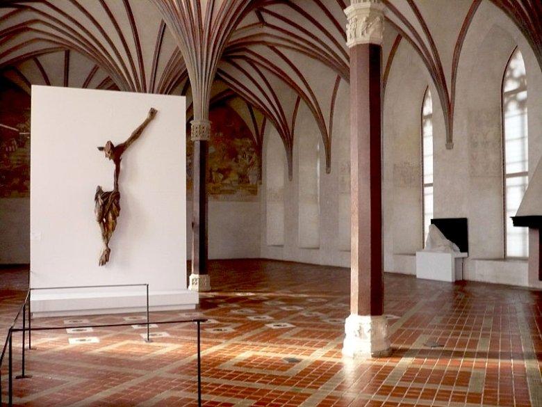 Zamek Średni, Wielki Refektarz w Malborku