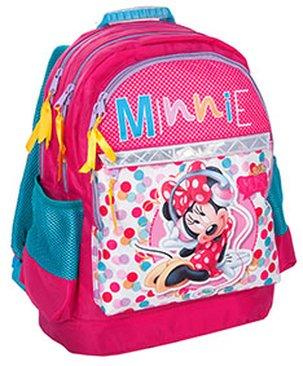 5 plecaków szkolnych dla dziewczynki. Usztywniane, ergonomiczne plecy oraz profilowane szelki (oba elementy pokryte siatką dla lepszej wentylacji) podnoszą komfort użytkowania. Usztywnione dno plecaka wpływa na komfort przenoszenia cięższych przemdiotów.