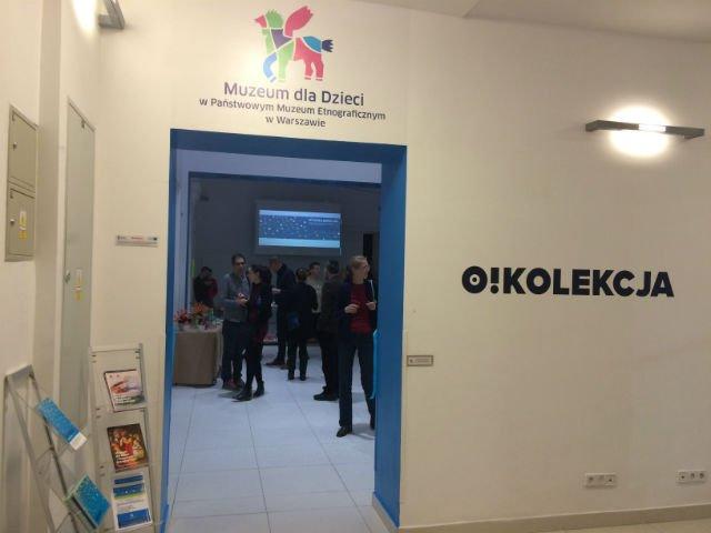 """""""O! Kolekcja"""" to wystawa dla dzieci, pokazująca różne zbiory i kolekcje."""