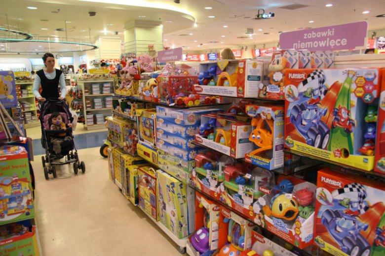 a490c6e511351a Oczopląsu można już dostać, wchodząc do sklepu z zabawkami. A tak duży  wybór wcale