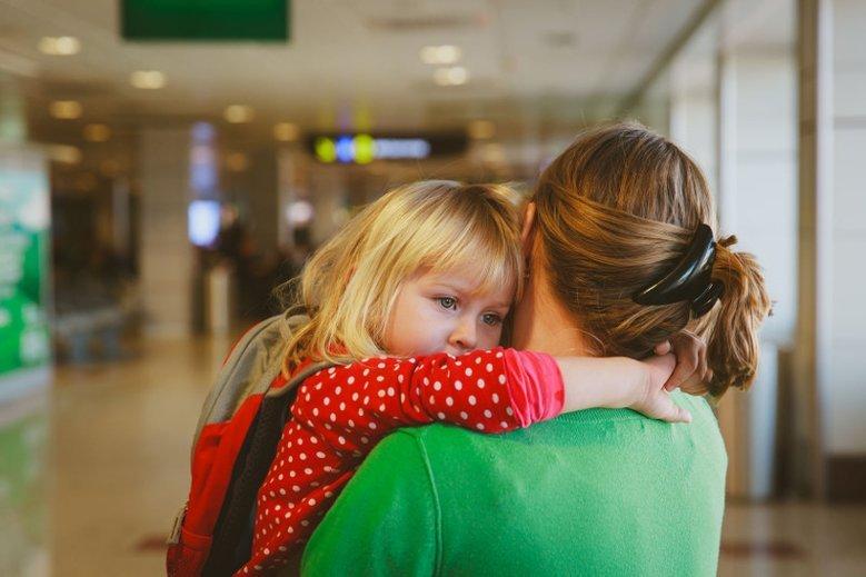 W jaki sposób witacie się z dzieckiem? Psycholog poleca wprowadzić zasadę trzech minut