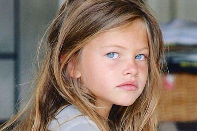 ffe99719ec Okrzyknięto ją najpiękniejszym dzieckiem świata. Teraz ma już 16 lat ...