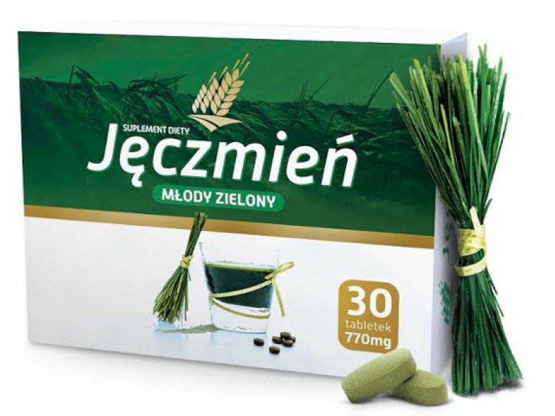 green barley plus skutki uboczne